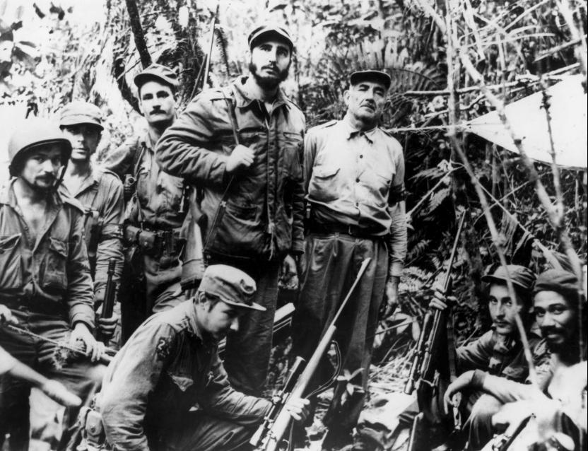 Fidel Castro va nhung khoanh khac lich su anh 3