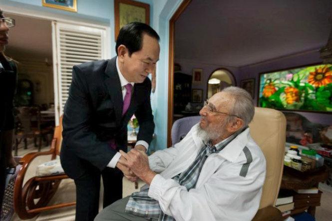 Fidel Castro va nhung khoanh khac lich su anh 10