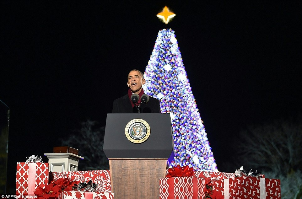 Gia dinh Obama don Giang sinh cuoi cung tai Nha Trang anh 6