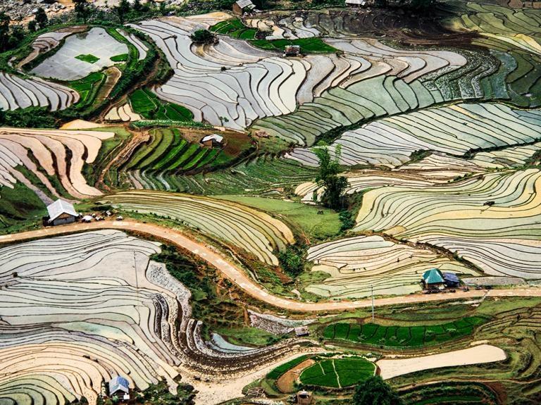 Hinh anh Viet Nam tuyet dep tren National Geographic 2016 hinh anh 2