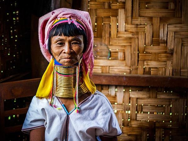 Bo toc phu nu 'huou cao co' o Myanmar truoc nguy co mai mot hinh anh 2