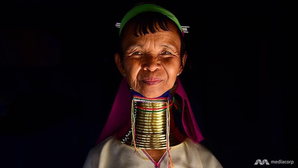 Bo toc phu nu 'huou cao co' o Myanmar truoc nguy co mai mot hinh anh 1