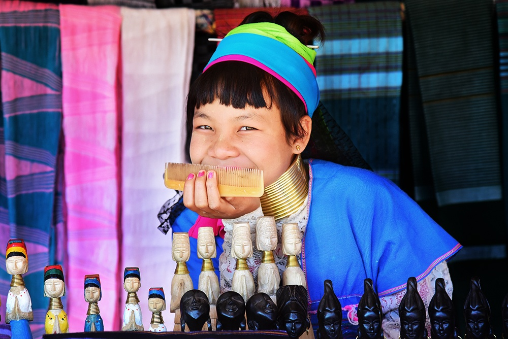 Bo toc phu nu 'huou cao co' o Myanmar truoc nguy co mai mot hinh anh 4