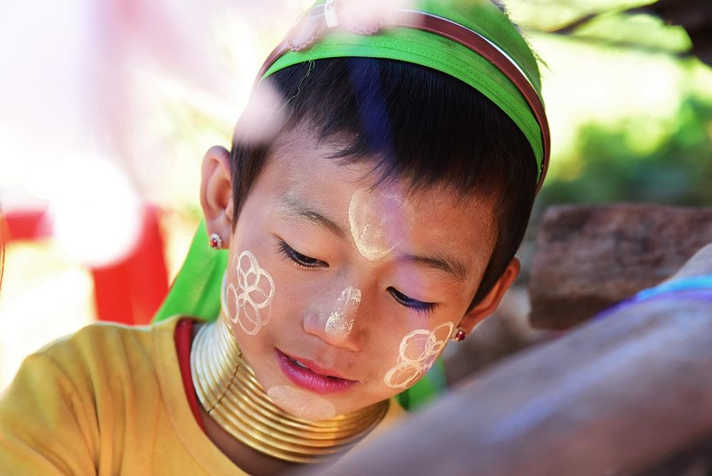 Bo toc phu nu 'huou cao co' o Myanmar truoc nguy co mai mot hinh anh 6