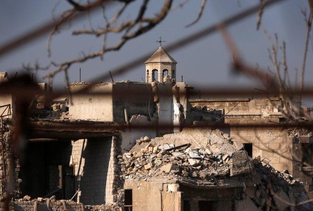 Aleppo chim trong bi kich tu cuoc noi chien keo dai 5 nam hinh anh 1