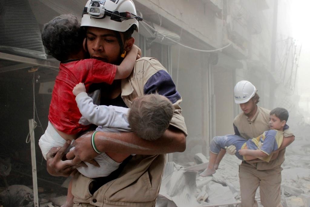 Aleppo chim trong bi kich tu cuoc noi chien keo dai 5 nam hinh anh 5
