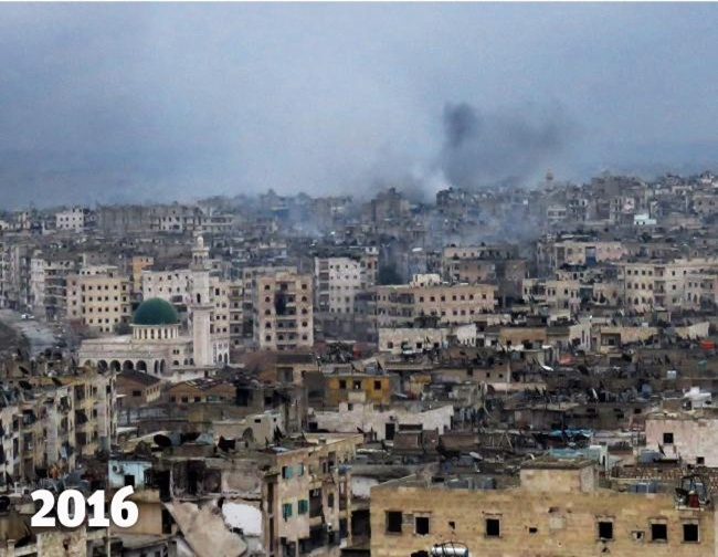 Aleppo mot thoi trang le truoc khi noi chien Syria no ra hinh anh 4
