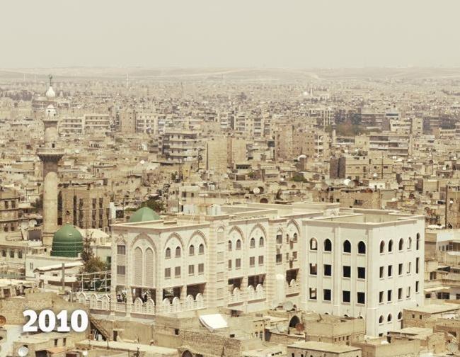 Aleppo mot thoi trang le truoc khi noi chien Syria no ra hinh anh 3