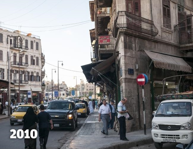 Aleppo mot thoi trang le truoc khi noi chien Syria no ra hinh anh 19
