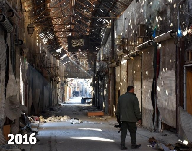 Aleppo mot thoi trang le truoc khi noi chien Syria no ra hinh anh 16