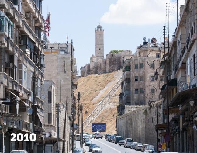 Aleppo mot thoi trang le truoc khi noi chien Syria no ra hinh anh 21