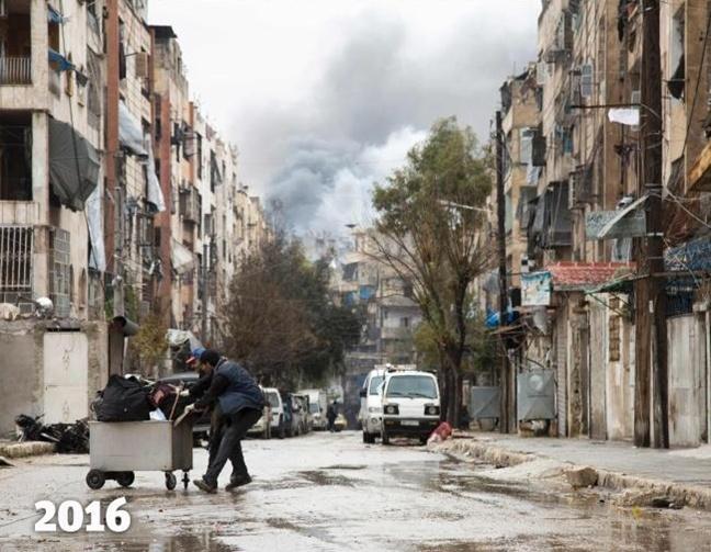 Aleppo mot thoi trang le truoc khi noi chien Syria no ra hinh anh 22