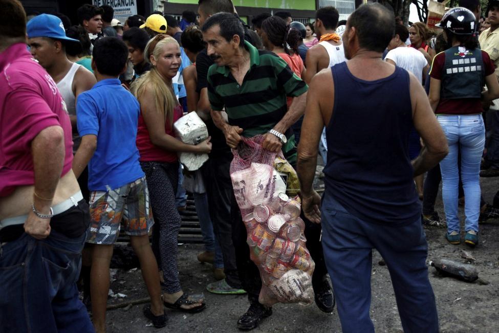 khung hoang venezuela anh 3