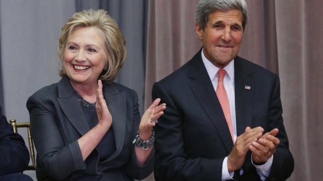 ngoai truong My John Kerry anh 7