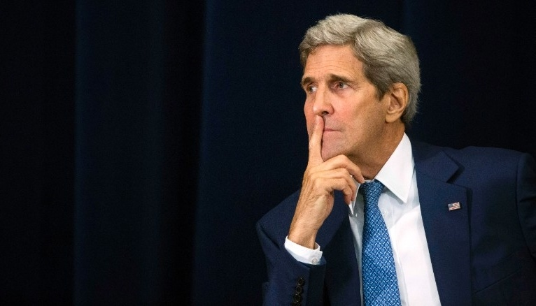 ngoai truong My John Kerry anh 1