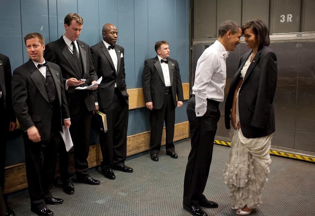 Tam biet Obama, the gioi se nho nhung hinh anh nay hinh anh 16