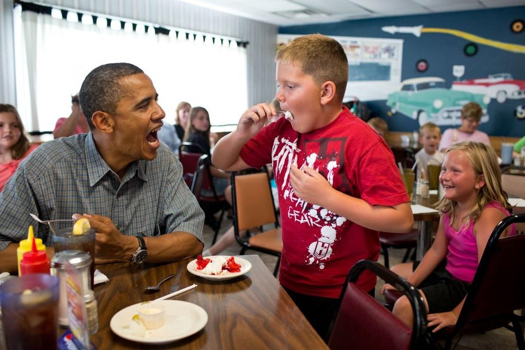 Tam biet Obama, the gioi se nho nhung hinh anh nay hinh anh 11