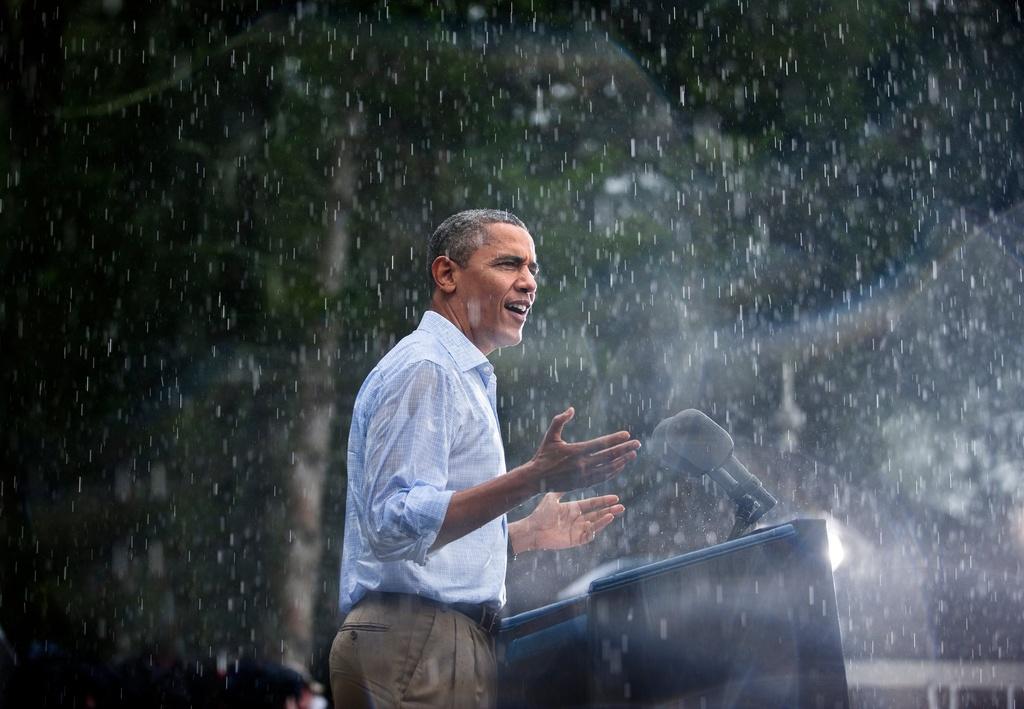 Tam biet Obama, the gioi se nho nhung hinh anh nay hinh anh 1