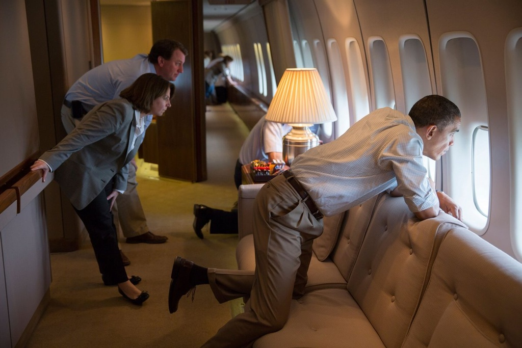 Tam biet Obama, the gioi se nho nhung hinh anh nay hinh anh 6