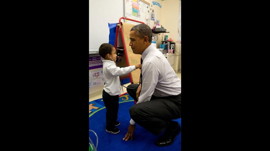 Tam biet Obama, the gioi se nho nhung hinh anh nay hinh anh 14