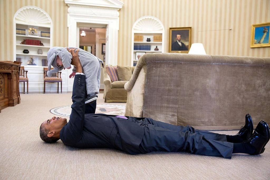 Tam biet Obama, the gioi se nho nhung hinh anh nay hinh anh 9