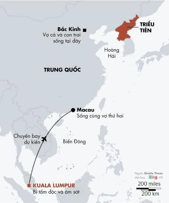 Nhom nghi pham vu Kim Jong Nam hop mat bang cach nao? hinh anh 2