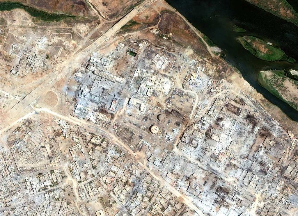 Mosul sam uat hoa tan hoang sau 9 thang bi IS chiem dong hinh anh 2