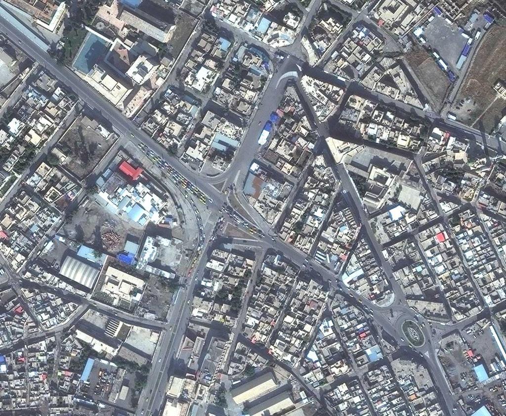 Mosul sam uat hoa tan hoang sau 9 thang bi IS chiem dong hinh anh 3