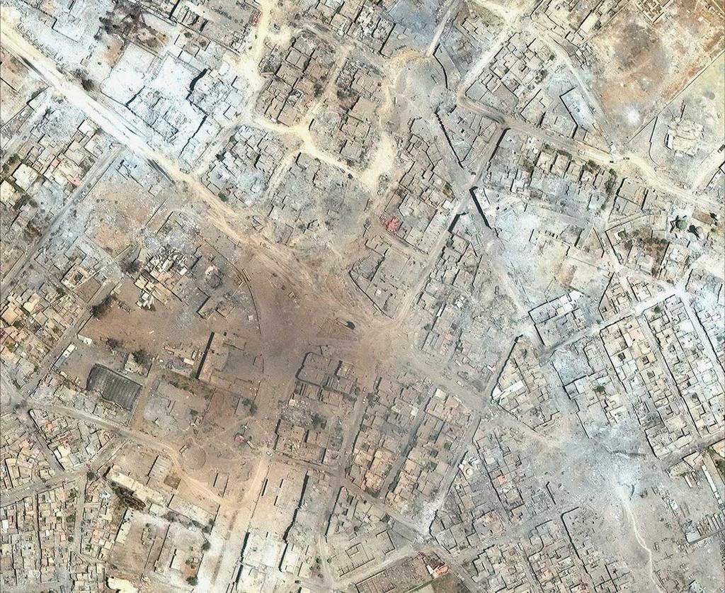 Mosul sam uat hoa tan hoang sau 9 thang bi IS chiem dong hinh anh 4