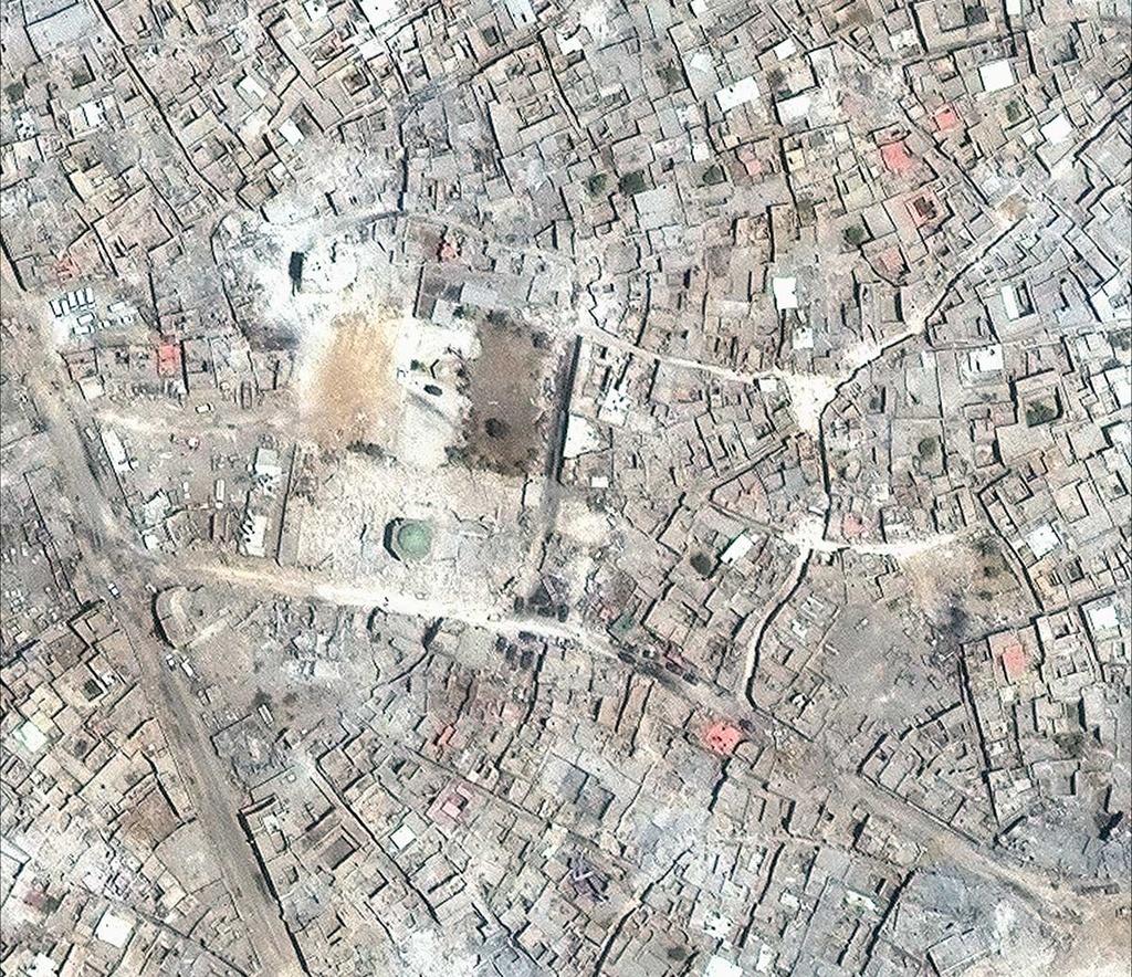 Mosul sam uat hoa tan hoang sau 9 thang bi IS chiem dong hinh anh 6