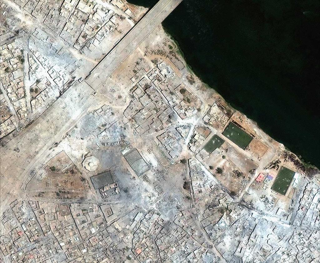 Mosul sam uat hoa tan hoang sau 9 thang bi IS chiem dong hinh anh 8
