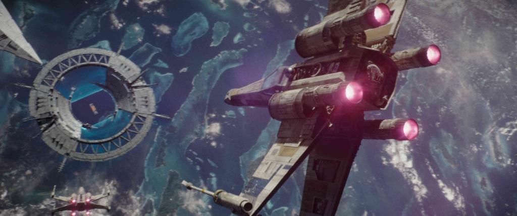 Nhung khoanh khac chat nhat trong 'Star Wars: Rogue One' hinh anh 7
