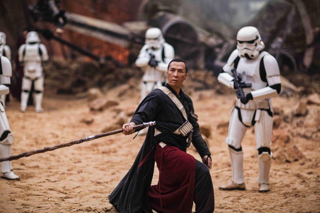 Nhung khoanh khac chat nhat trong 'Star Wars: Rogue One' hinh anh 1