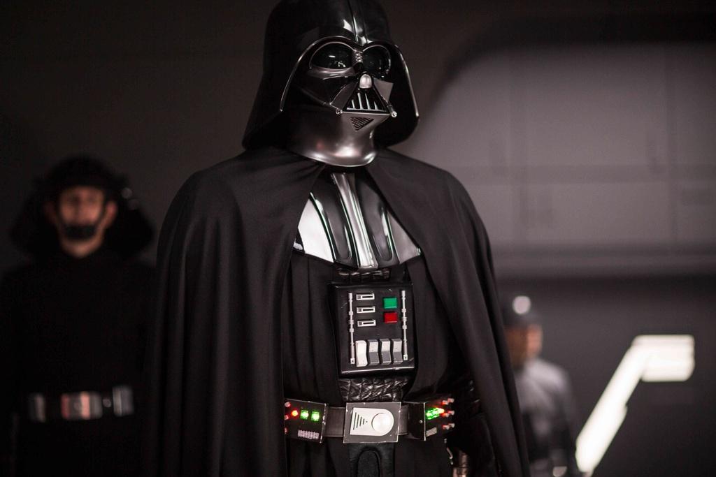 Nhung khoanh khac chat nhat trong 'Star Wars: Rogue One' hinh anh 12