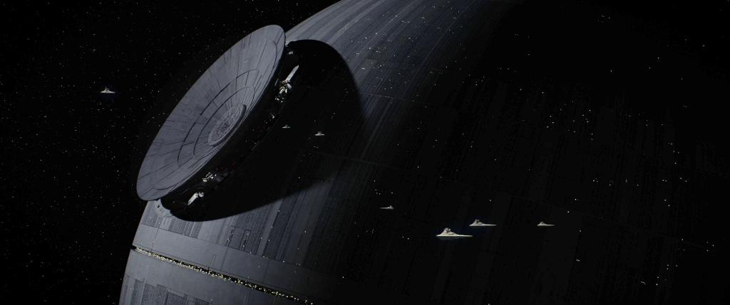 Nhung khoanh khac chat nhat trong 'Star Wars: Rogue One' hinh anh 9