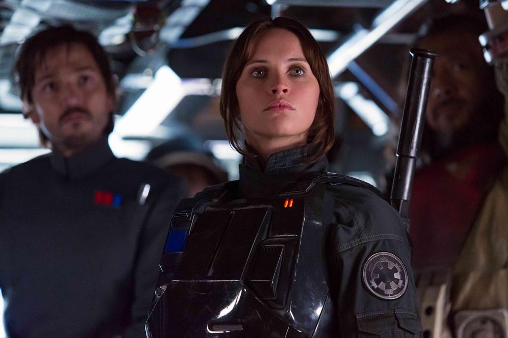 Nhung khoanh khac chat nhat trong 'Star Wars: Rogue One' hinh anh 10