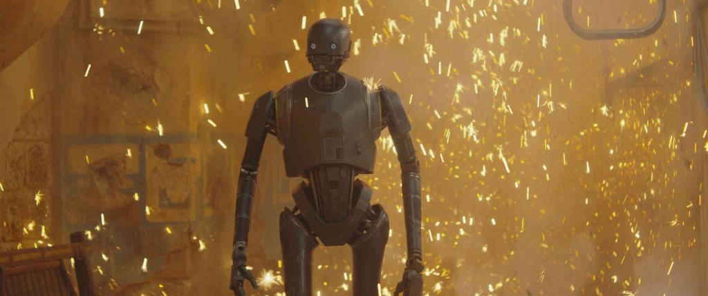 Nhung khoanh khac chat nhat trong 'Star Wars: Rogue One' hinh anh 5