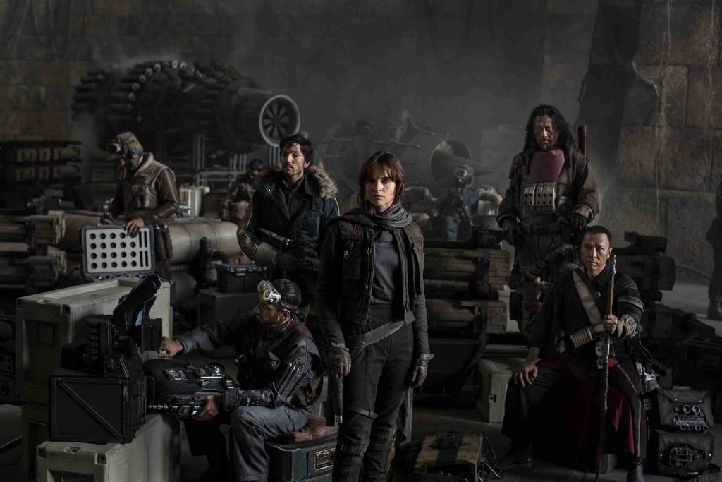 Nhung khoanh khac chat nhat trong 'Star Wars: Rogue One' hinh anh 2