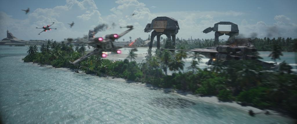 Nhung khoanh khac chat nhat trong 'Star Wars: Rogue One' hinh anh 8