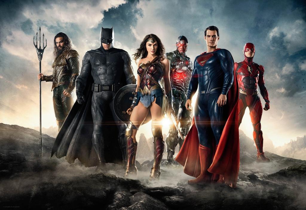 Marvel doi dau DC: Khong chi la cuoc chien 'Thor' - 'Justice League' hinh anh 1