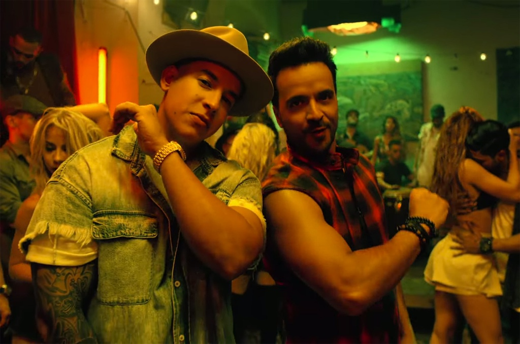 Ca khuc dinh nhat nam 2017: 'Despacito' hay 'Shape of You'? hinh anh 1