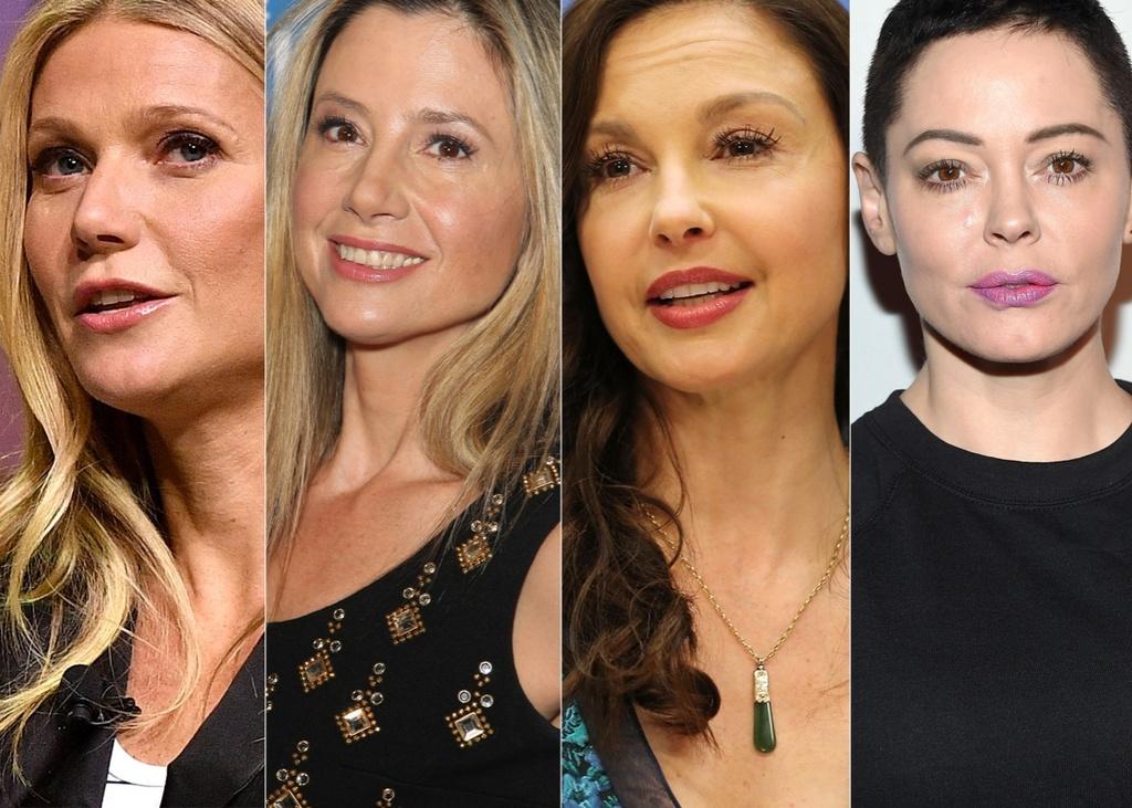 Nhung ngay cuoi hoang loan vi scandal sex cua 'ong trum Hollywood' hinh anh 3