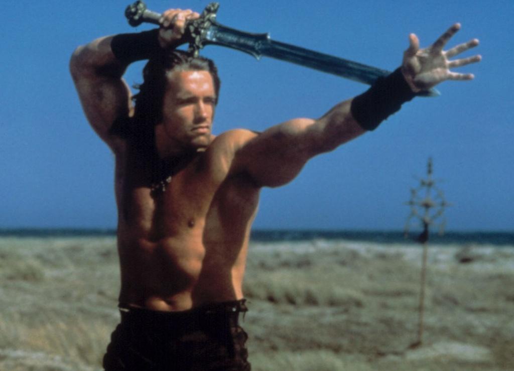 8 vai dien nguoi hung bieu tuong cua Arnold Schwarzenegger hinh anh 1
