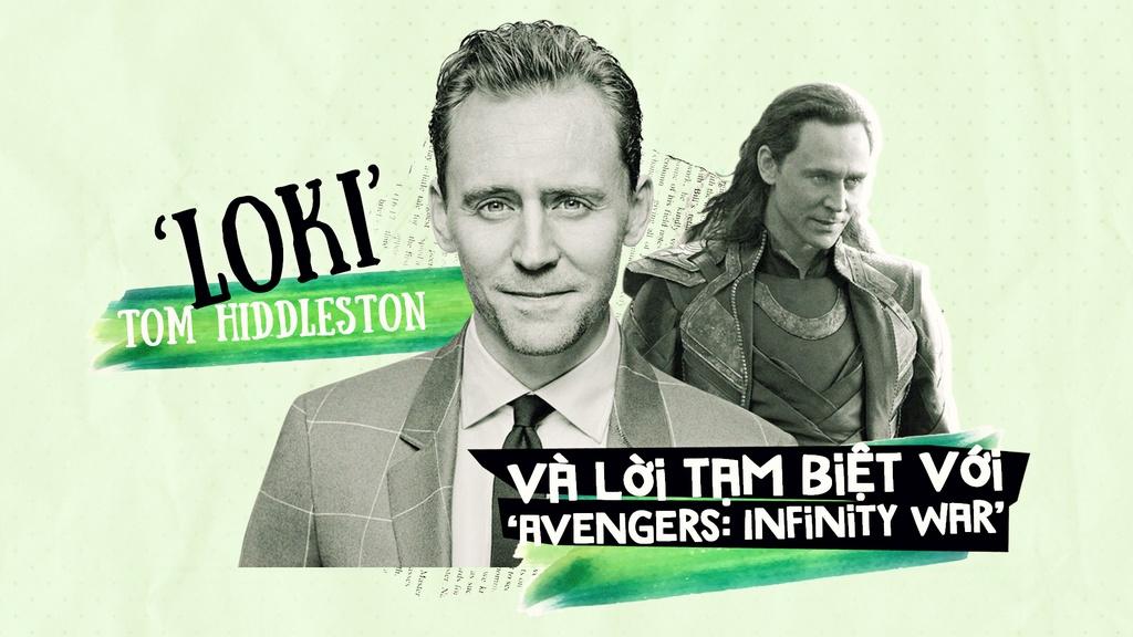 'Loki' Tom Hiddleston va loi tam biet voi 'Avengers: Infinity War' hinh anh 1