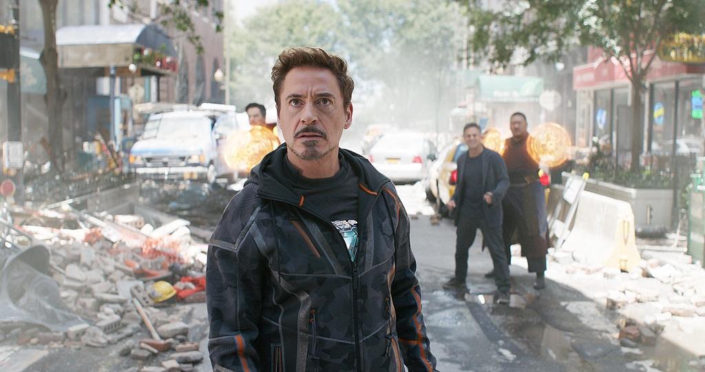 Ke hoach cua Doctor Strange trong Avengers: Infinity War anh 3