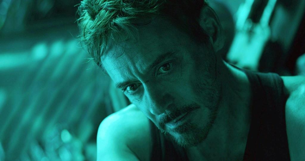 Iron Man trong Avengers: Endgame anh 1