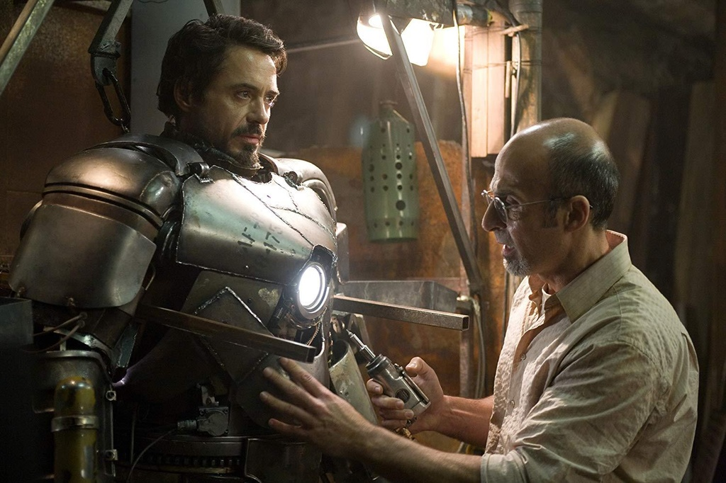 Iron Man trong Avengers: Endgame anh 2