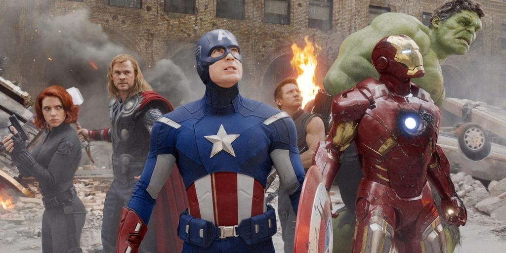 Iron Man trong Avengers: Endgame anh 3