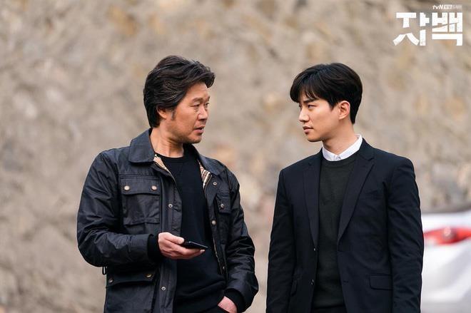 Phim trinh tham giet nguoi ky bi cua Jun Ho (2PM) gay sot man anh Han hinh anh 4