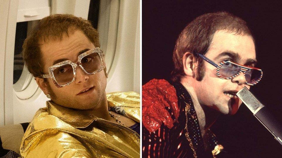 Dien vien noi gi khi tham gia phim tieu su phuc tap ve Elton John hinh anh 1